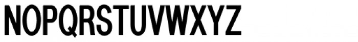 Bradwell Bold Font UPPERCASE