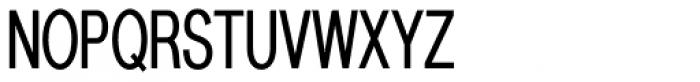 Bradwell Font UPPERCASE
