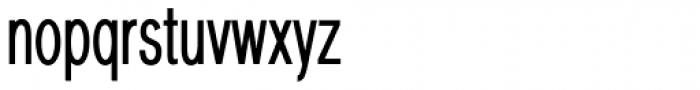 Bradwell Font LOWERCASE