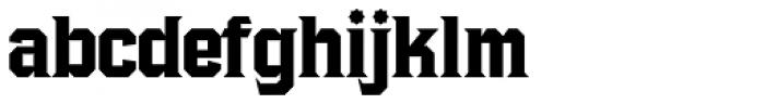 Braingelt Standard Font LOWERCASE