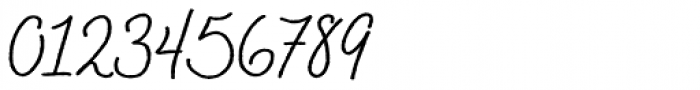 Braisetto Black Font OTHER CHARS