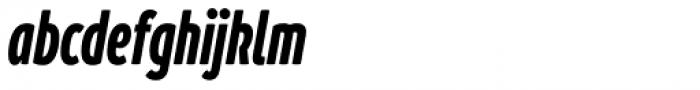 Branding SF Cmp Bold Italic Font LOWERCASE