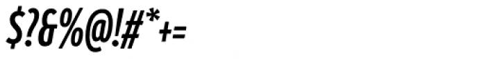Branding SF Cmp Semi Bold Italic Font OTHER CHARS