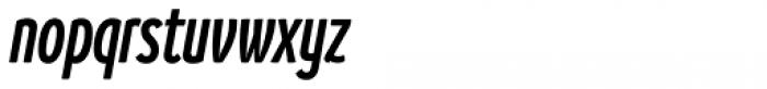 Branding SF Cmp Semi Bold Italic Font LOWERCASE