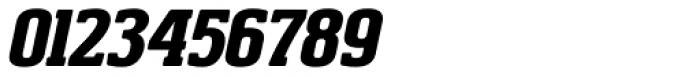 Brando Italic Font OTHER CHARS