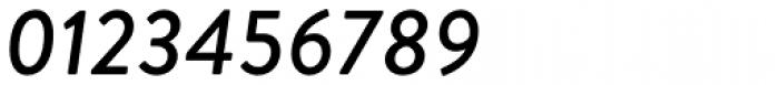 Brandon Text Medium Italic Font OTHER CHARS