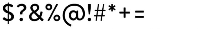 Brandon Text Medium Font OTHER CHARS