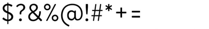 Brandon Text Regular Font OTHER CHARS