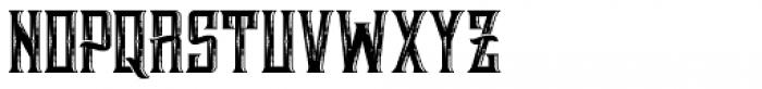 Brandy Label Full Font UPPERCASE