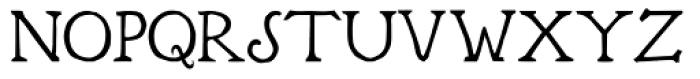 Brandywine Font UPPERCASE