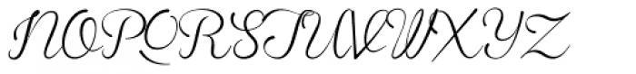 Brannboll Smal Num Font UPPERCASE