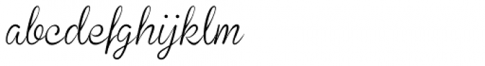 Brannboll Smal Num Font LOWERCASE