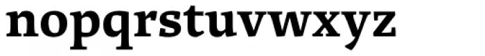Brasilica SemiBold Font LOWERCASE