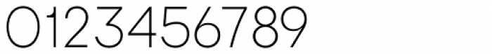 Brasley Light Font OTHER CHARS