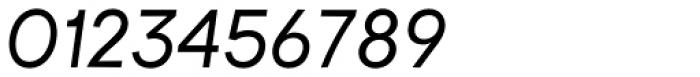 Brasley Medium Italic Font OTHER CHARS