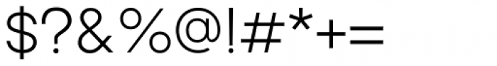 Brasley Regular Font OTHER CHARS