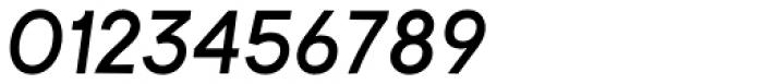 Brasley Semi Bold Italic Font OTHER CHARS