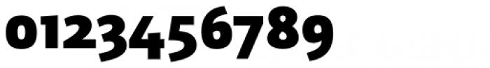 Brava Sans Black Font OTHER CHARS