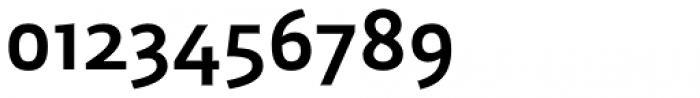 Brava Sans Bold Font OTHER CHARS
