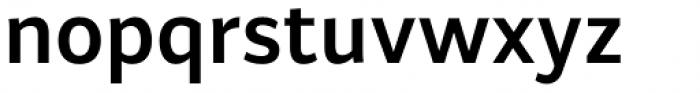 Brava Sans Bold Font LOWERCASE