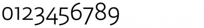 Brava Sans Light Font OTHER CHARS
