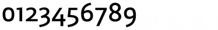 Brava Sans Semi Bold Font OTHER CHARS