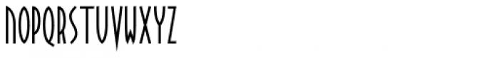 BraveWorld Font LOWERCASE