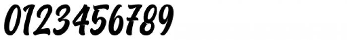 Brayles Regular Font OTHER CHARS