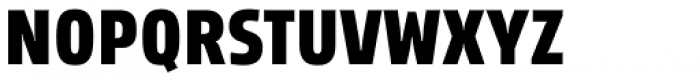 Breakers Black Font UPPERCASE