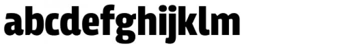 Breakers Black Font LOWERCASE
