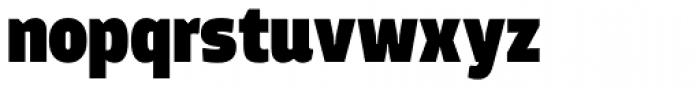 Breakers Ultra Font LOWERCASE