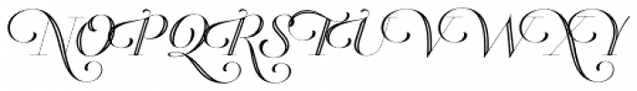 Breathe Neue Special Font UPPERCASE