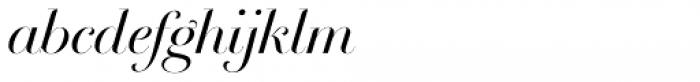 Breathe Neue Font LOWERCASE
