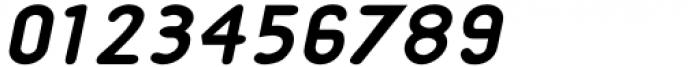 Bredagh Black Italic Font OTHER CHARS