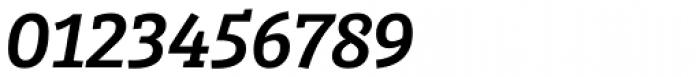 Bree Serif Italic Font OTHER CHARS
