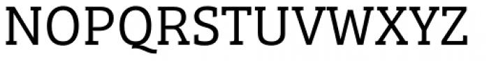 Bree Serif Light Font UPPERCASE
