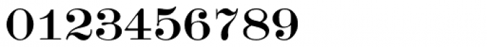 Breite Kanzlei Font OTHER CHARS