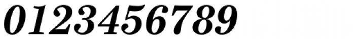 Bressay Bold Italic Font OTHER CHARS