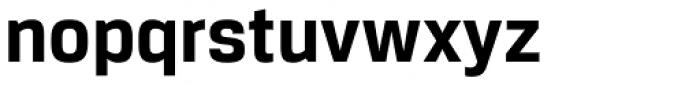 Breuer Text Bold Font LOWERCASE