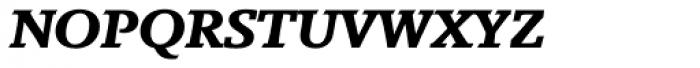 Breughel Black Italic SC Font LOWERCASE