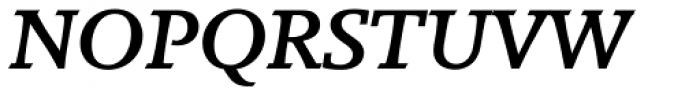 Breughel Bold Italic SC Font UPPERCASE