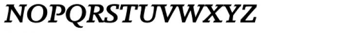 Breughel Bold Italic SC Font LOWERCASE