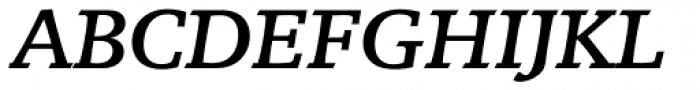 Breughel Bold Italic Font UPPERCASE