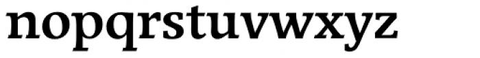 Breughel Bold Font LOWERCASE