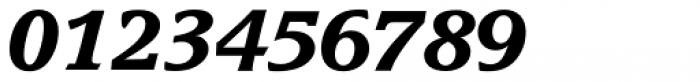 Breughel Std 76 Black Italic Font OTHER CHARS