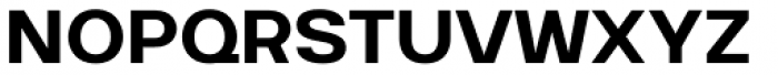 Breul Grotesk A Regular Font UPPERCASE