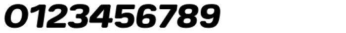 Breul Grotesk B Bold Italic Font OTHER CHARS