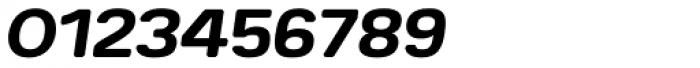 Breul Grotesk B Italic Font OTHER CHARS