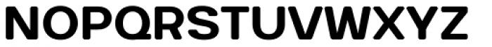 Breul Grotesk B Regular Font UPPERCASE