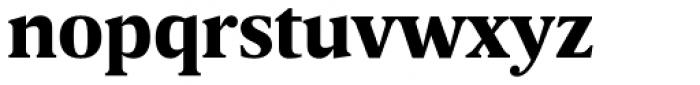 Breve News Black Font LOWERCASE